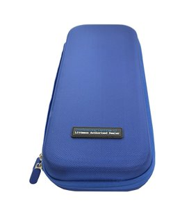 Carrying Pouch XL for Littmann Stethoscope Blue