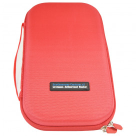Carrying Pouch for Littmann Stethoscope Red
